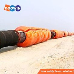 hdpe pipe float